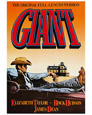 "James Dean - Giant, Movie Poster, 8""x10"" Photo"