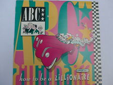 """ABC – How To Be A Zillionaire (Wall St. Mix) 12"""" Aus M"""