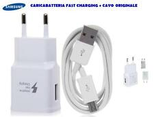 Travel Home EU Charger AC Power Adaptor FAST CHARGER ORIGINAL + CABLE MICRO USB