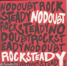 NO DOUBT Rock Steady CD
