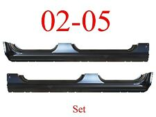 02 05 Ford Explorer Extended Rocker Set, Panel, OEM Type, Extends Into Jams!