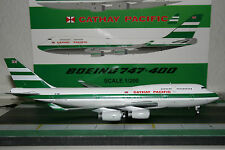 JC Wings 1:200 Cathay Pacific Boeing 747-400 ZK-NBS 'Air New Zealand' (XX2920)
