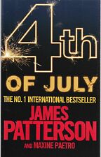 4th of July by James Patterson (Paperback) New Book