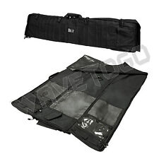 VISM NcSTAR Tactical Rifle Case Range MOLLE PVC Hunting Shooting Mat Combo Black