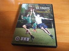 NEW DVD UKU UK THE ULTIMATE LTD Sport 2007 European Championship Final Fly Disc
