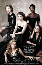 Vanity Fair Hollywood cover 3-pg foldout clipping Mar 2016 Women In H'Wood