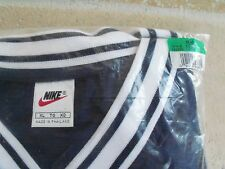 New NIKE Pull Over Windbreaker, Navy/White Size: XL  Dead Stock  Vintage 1997