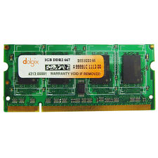 DOLGIX 1GB DDR2 667MHz Dolgix Laptop RAM - SO Dimm-Memory Module