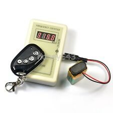 Portable Frequency Counter For Calibrate Remote Control Controllers Calibration