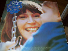 HELEN REDDY LOVE SONG FOR JEFFREY-LP-VG+-YOU AND ME AGAINST THE WORLD