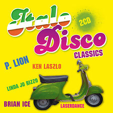 CD Italo Disco Classics Various Artist 2CDs