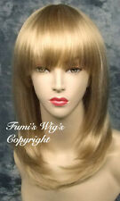 Silky Touch Long Layered Straight Wig In Multi-Blonde From Fumi Wigs UK
