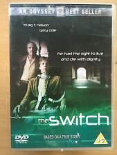 Craig T Nelson Gary Cole THE SWITCH ~ 1992 True Life Medical Drama | UK DVD