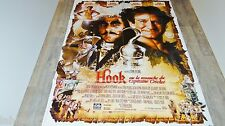 HOOK  !  steven spielberg robin williams affiche cinema  peter pan