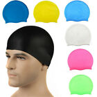 Silicone Swimming Cap for Women and Men Long Hair Thick or Short