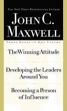 Maxwell 3-in-1 Special Edition (The Winning Attitude / Developing the Leaders A