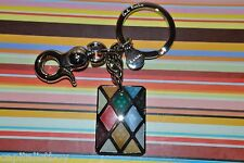 Paul Smith PS HARLEQUIN Keyring Brand New