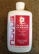 NOVUS #2 - Fine scratch remover - 8oz bottle Great for Pinball / Free Shipping