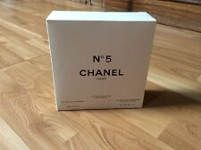 Rare Set Authentics VTG CHANEL No.5 1.7oz EDT Spray 50ml + After Bath Powder 50g