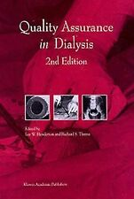 Quality Assurance in Dialysis 39 (2010, Paperback)