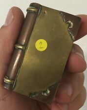 Briquet Poilu WWI Livre Ancien Guerre 14-18 French Book Lighter WW1 Trench Art 2