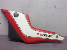 Used Left Side Cover for a 1985 Suzuki GS550ES & E Models
