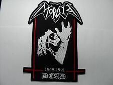 MORBID EMBROIDERED BACK PATCH