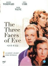 The Three Faces Of Eve (1957) DVD (Sealed) ~Joanne Wood
