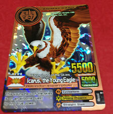 Animal Kaiser English Brown Icarus,the Young Eagle ver.1 A-009
