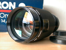Kiron 70-210mm f4 Zoomlock für Konica,superseltene Spitzenoptik!!!!