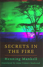 Secrets in the Fire,Mankell, Henning,Excellent Book mon0000044684