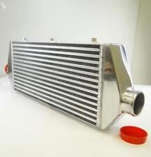 """Intercooler 27""""X9""""X2.5"""" 2.5"""" Inlet Aluminum Front Mount Turbo Cooler Universal"""