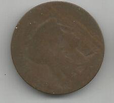 FRANCE, Dupuis, 5 Centimes, 1901, Paris, KM #842, Bronze, 25.1,...