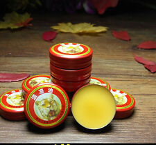 2pc Tiger Balm Pain Relief Ointment Massage Useful Red White Muscle Rub Aches