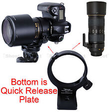Quality Tripod Mount Ring Collar RT-1 for Nikon Lens 300 F/4E PF, 70-200 F/4G