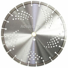 "14"" Arix Diamond Saw Blade for Cured Concrete Hard Brick Stone - Premium Grade"