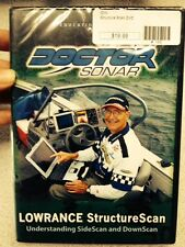 Doctor Sonar Lowrance Structure Scan DVD