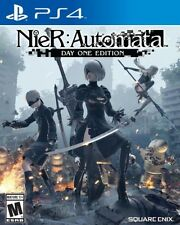 NEW! NIER: AUTOMATA DAY EDITION (Sony PlayStation 4, PS4 2017 Disc) Region Free
