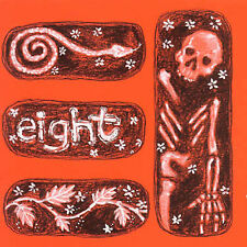 Eight by New Model Army (CD, Feb-2000, Zomba)