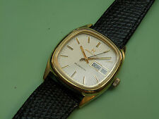 SERVICED VINTAGE MID CENTURY AUTOMATIC HAMILTON   MAN`S WATCH... HANDSOME INDEED