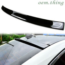 PAINTED BMW 5-Series F10 3D Type Rear Roof Spoiler Wing 535i 528i 520d M5 2016