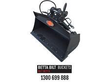 EXCAVATOR TILT BUCKET 8 TONNE 1500MM