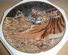 GOLDEN TIGER PLATE - (G901)