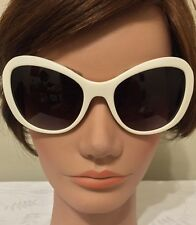 Moschino Sunglasses New! Ivory & Yellow - MO73303SA  56-20-135 Authentic Sunnies