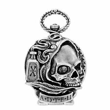 Alchemy Gothic AW25 The Death of Byron Pocketwatch
