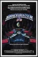 Spacehunter Poster 02 A2 Box Canvas Print
