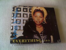MARY J BLIGE - EVERYTHING - R&B CD SINGLE - PART 2