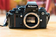 Nikon F3 HP 35mm SLR Film Camera Body with strap from Japan