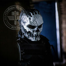 Ghost Tactical Military Halloween Scary Paintball Airsoft Skull Full Face Masks