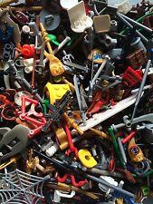 ☀️NEW! Authentic Lego Minifigure Parts Weapons Accessories 15 Lego Parts random